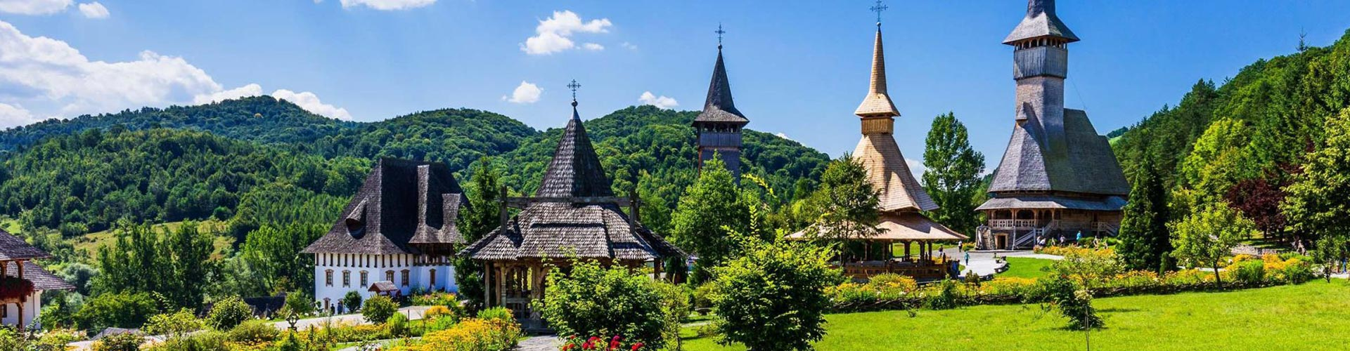 Transylvania and the Painted Monasteries of Bucovina