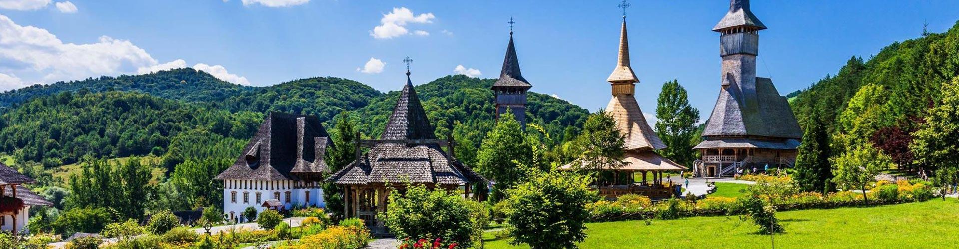 La Transylvanie et les monastères peints de Bucovine